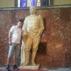 Ingresso alla  Casa-Museo Stalin