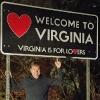 Lasciando la Virginia