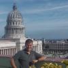 Vista del Capitolio dall'Hotel Saratoga