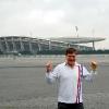 Allo stadio Ataturk