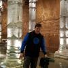 Alla Cisterna di Teodosio II