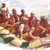 A Koprulu, rafting