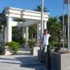 A Key West,, Veterans Memorial Garden at Bayview Park