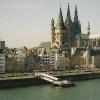 Il Duomo e il Reno da DeutzerBruche