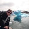 In barca tra gli iceberg