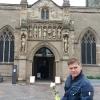 Davanti a St.Martin's Cathedral