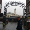 Entrando al Verso il Leicester Market