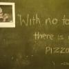 Da Peter's Pizza, la massima di Claudio Ranieri