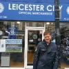 Leicester-mania in città