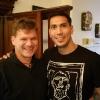 Da Peter's Pizzaria con José Leonardo Ulloa, centrocampista argentino del LCFC