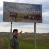 Entrando in Montana