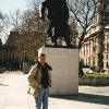 Parliament Square, Winston Churchill Monument