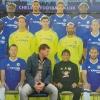 A Stamford Bridge, gigantografia rosa Chelsea FC 2016-17