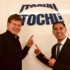 Con Fabio negli Uffici della Itochu Europe