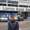 A Loftus Rd, home of Queens Park Rangers