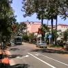 A Santa Barbara, State Street