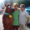 Universal Studios, Scooby Doo e Shaggy performers