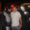 Hollywood, Sunset Blvd, Batman e Joker performers
