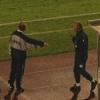Stadio Cornaredo, Lugano-Inter, Ottavio Bianchi protesta col quarto uomo