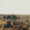 Panorama dalla Città Alta