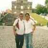 Alla cattedrale São Paulo con la guida Rod