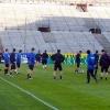 Stadio Velodrome, allenamento Inter