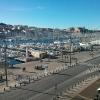 Vista del Vieux Port dall'hotel Bellevue