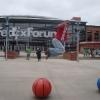 FedExForum Jump Contest