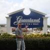 Graceland, ingresso da Elvis Presley Blvd
