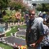 Graceland, Mediation Garden
