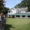 Graceland, Mansion lato est