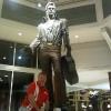 Welcome Center on Riverside, Elvis Presley Statue