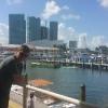 im Miami downtown, Bayside