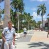 A Miami Beach, in Collins Ave