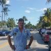 A Miami Beach, in Ocean Drive