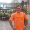 A Minneapolis, running attorno al NIcollett Mall