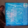 A Minneapolis, mappa degli Skyways
