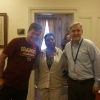 A Montgomery, con il gentilissimo staff della First White House of the Confederacy