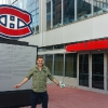 Al Centre Bell, home of the NHL's Montréal Canadiens