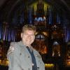 All'interno della Cattedrale Notre Dame