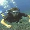 Diving a Vaiare Droit, profondità 20 metri