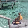 Al Sofitel, overwater bungalow 116