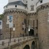 A Nantes, al Castello dei Duchi di Bretagna
