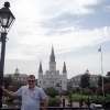 Jackson Square, St.Louis Cathedral
