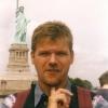 Sul ferry verso Liberty Island
