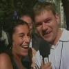 Manhattan, Fifth Avenue, Columbus Day 2006, intervista