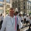 Manhattan, Fifth Avenue, Columbus Day 2006