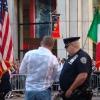 Culumbus Day Parade lungo la Fifth Avenue