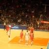 Madison Square Garden per New York Knicks, Carmelo Anthony al tiro