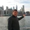 Sull'East River tra il Broklyn Bridge e la Manhattan Skyline